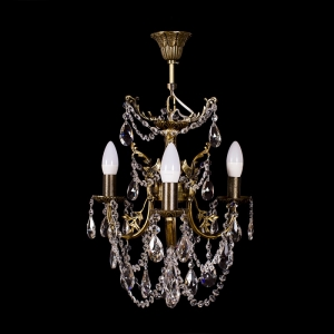 Люстра бронзовая Ангел № 1 (3 лампы)